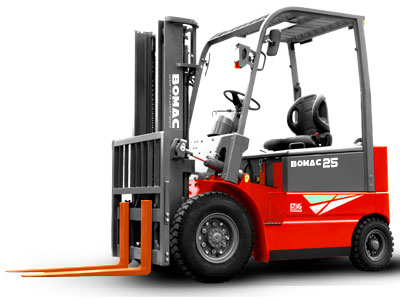 Forklift Electric 2.5 Ton