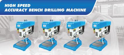 High Speed Accuracy Bench Drilling Machiine