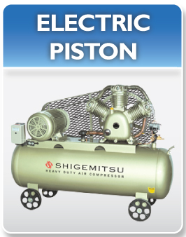 Electric Piston Air Compressor