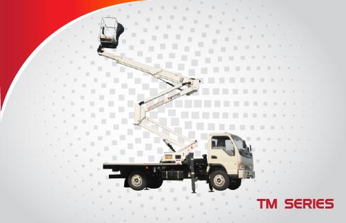 Truck-Mounted Platform