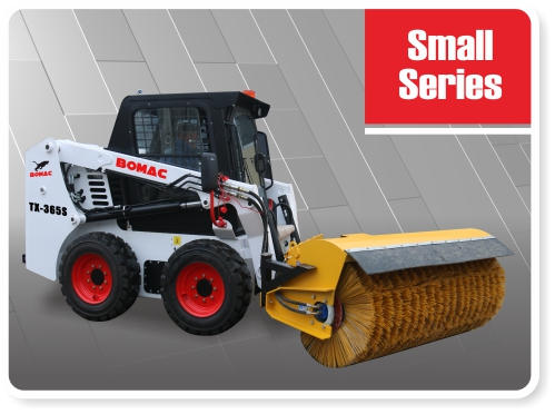Small Sized Skid Steer Loader Series