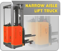 Narrow Aisle Lift Truck