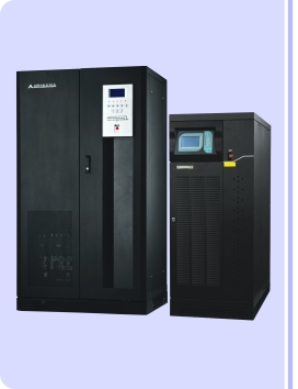 MP98B Low Frequency Online UPS 10 - 160Kva