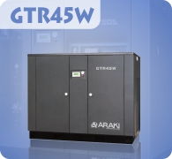 Araki Screw Compressor GTR45W
