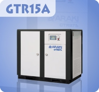 Araki Screw Compressor GTR15A