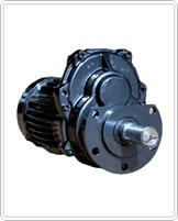 Crane Parts - Geared Motor