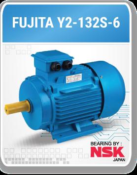 FUJITA Y2-132S-6