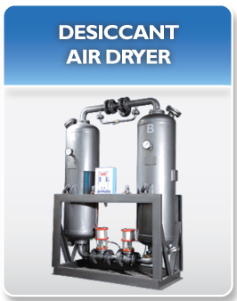 Araki Desiccant Air Dryer