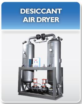 Araki Desiccant Air Dryer