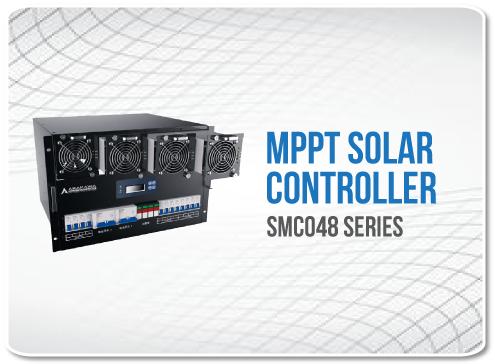 MPPT Solar Controller SMC Series