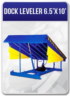 Dock Leveler 6.5x10