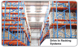 Drive In Racking Systems