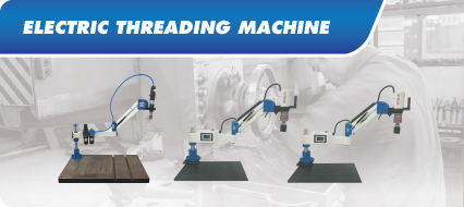 Electric Threading  Machine