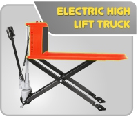 Electric High Lift Truck