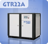 Araki Screw Compressor GTR22A