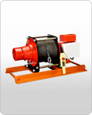 AC Winch PU Series