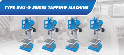 SWJ-G Series Tapping Machine