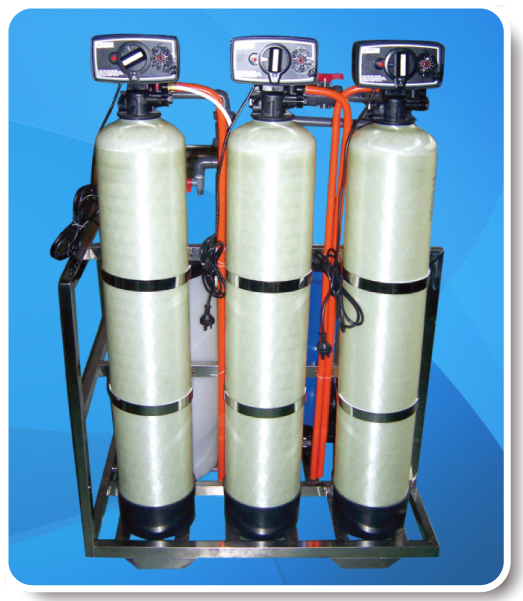 Multi Stage Water Softener