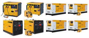 Engine Driven Welder Generator