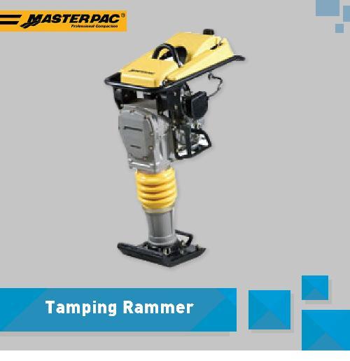 Kontruksi: Tamping Rammer